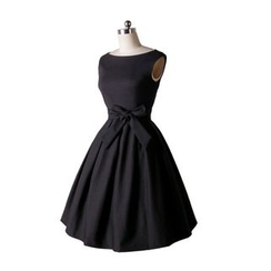 Jolly Club - Sleeveless Party Dress