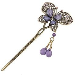 Chidori - Cutout Butterfly Hair Stick