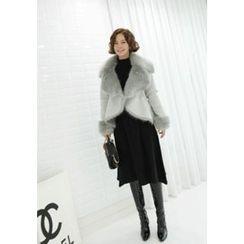 Lemite - Faux-Fur Jacket