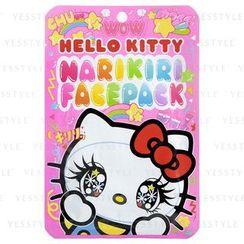 Sanrio - Narikiri Face Pack Facial Beauty Mask (Hello Kitty) (Kawaii)
