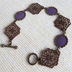 MyLittleThing - Vintage Prince Bracelet (Purple)