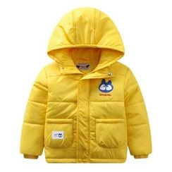 Endymion - Kids Printed Hooded Padded Jacket