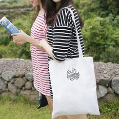 Eastin - Lettering Shopper Bag
