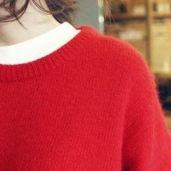 NANING9 - Wool Blend Sweater
