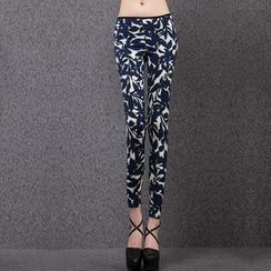 Ozipan - Printed Leggings