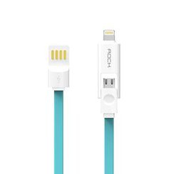 Barroco - 2-in-1 Apple & Android Data Cable