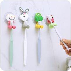 Eggshell Houseware - Animal Toothbrush Holder