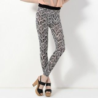 YesStyle Z - Patterned Leggings