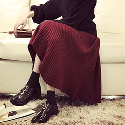 Polaris - 針織中裙