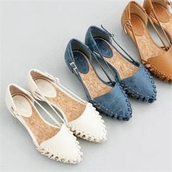 YOOM - 平底凉鞋