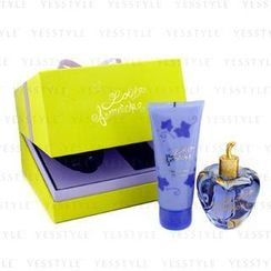 Lolita Lempicka - Lolita Lempicka Coffret: Eau De Parfum Spray 100ml/3.4oz + Perfumed Velvet Cream 100ml/3.4oz