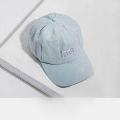 匡亿 - 贴饰牛仔棒球帽
