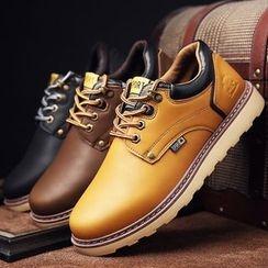 Ireoul - 仿皮休閒鞋