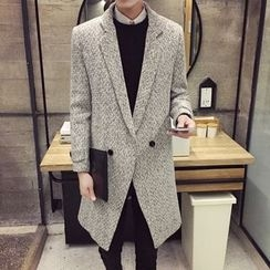 MEING - Button Coat