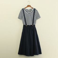 Mushi - Jumper Skirt