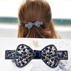 Best Jewellery - Rhinestone Hair Clip (Various Designs)