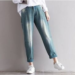Clover Dream - Washed Jeans