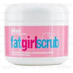 Bliss - Fat Girl Scrub (Travel Size)