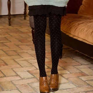CatWorld - Dotted Tights