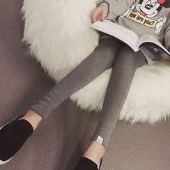 Octavia - Fleece-lined Leggings