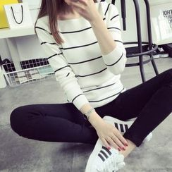 Autunno - Striped Sweater