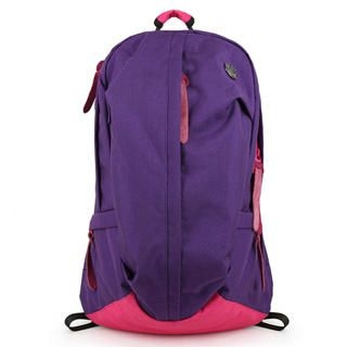 Mr.ace Homme - Contrast-Color Zip Backpack