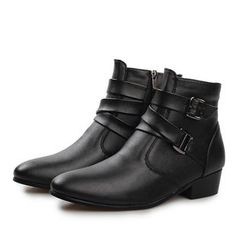 WeWolf - Buckled Ankle Boots