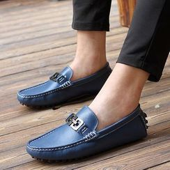 Easy Steps - Metal Accent Loafers