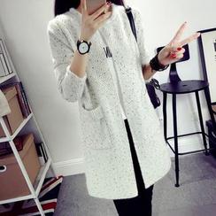 Helena - Melange Knit Jacket