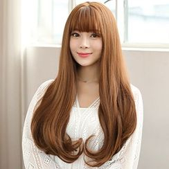 Pin Show - Long Full Wig - Straight