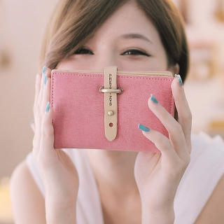 Cuteberry - Tab-Front Wallet