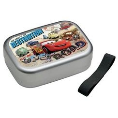 Skater - Cars Aluminium Lunch Box 370ml