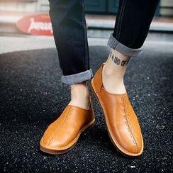 NOVO - 純色樂福鞋