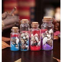 INTI - Seashell Wish Bottle Ornament