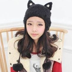 Montebello - Cat Ear Beanie