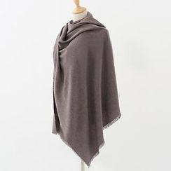 Meimei - 纯色围巾