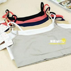 MITU - Cropped Camisole Top