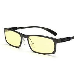 JUNHOVER - Square Frame Glasses