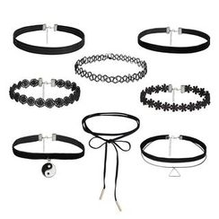 Darlin - Choker Set of 8