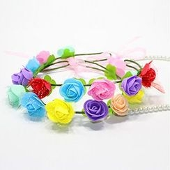 HELLO BABY - Flower Headpiece
