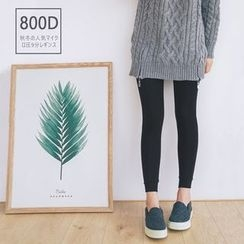LIFEDIFF - 800D Plain Leggings