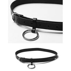 STYLEMAN - Faux-Leather Belt