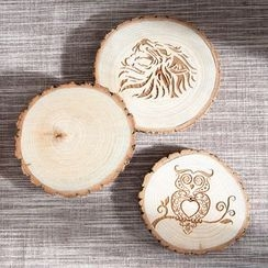 Home Simply - Animal Wooden Coaster
