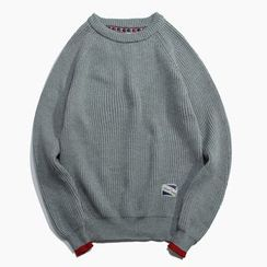 Dubel - Contrast-Trim Sweater