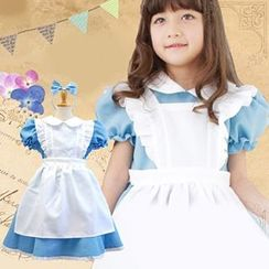 Cosgirl - Kids Maid Party Cotsume Set