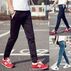 Aozora - Slim-Fit Sweatpants