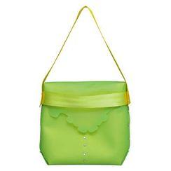 Du0 - Petite Gothic Messenger Bag