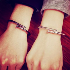 Tacka Watches - Nail Couple Bracelet