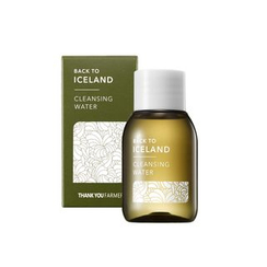 THANK YOU FARMER - Back To Iceland Cleansing Water 30ml
