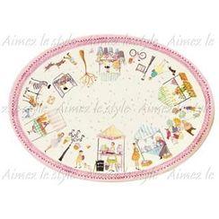 Aimez le style - Aimez le style Oval Plate Sunday Market